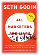 All marketers are storytellers